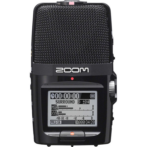 ریکوردر-صدا-Zoom-H2n-Handy-Recorder-Portable-Digital-Audio-Recorder