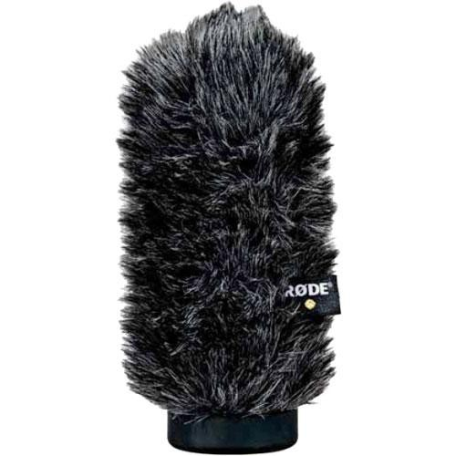 خز-میکروفن-Rode-WS6-Deluxe-Windshield-for-the-NTG2,-NTG1,-NTG4,-and-NTG4--Microphones