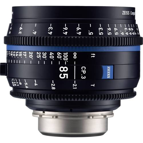 لنز-زایس--Zeiss-CP-3-85mm-T2-1-Compact-Prime-Lens-(Sony-E--Mount,-Feet)