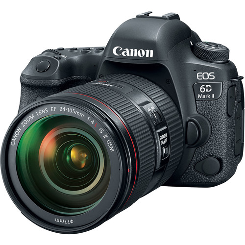 دوربین-کانون-Canon-EOS-6D-Mark-II-with-24-105mm-f-4-IS-II-Lens