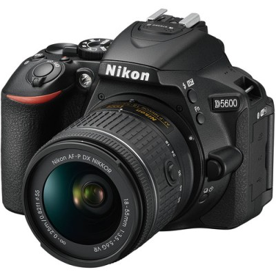 دوربین-نیکون--Nikon-D5600-DSLR-Camera-with-18-55mm-Lens
