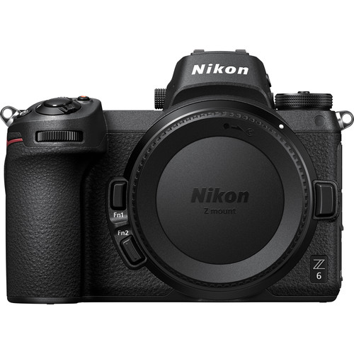 دوربین-نیکون-Nikon-Z6-Mirrorless-Digital-Camera-body