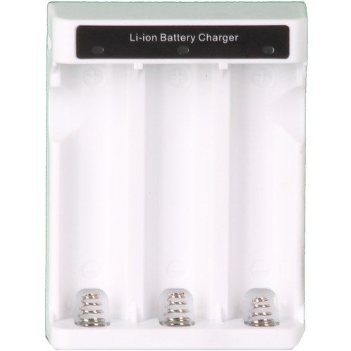 شارژر-باطری-Zhiyun-Tech-18650-3-Position-Battery-Charger