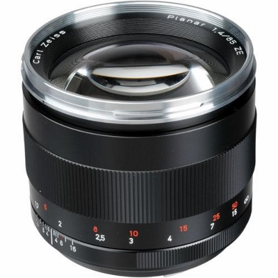 Zeiss-Telephoto-85mm-f-1-4-ZE-Planar-T*-Manual-Focus-Lens-for-Canon-EOS