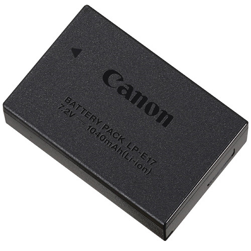 باتری-طرح-اصلی-Canon-LP-E17-Lithium-Ion-Battery-Pack