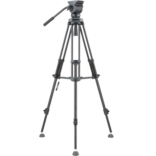 سه-پایه-لیبک-Libec-ALX-KIT-Tripod-and-Fluid-Head-Kit