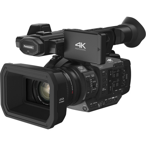 دوربین-پاناسونیک-Panasonic-HC-X1-4K-Ultra-HD-Professional-Camcorder