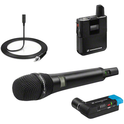 میکروفون-بیسیم-سنهایزر-Sennheiser-AVX-Combo-SET-Digital-Camera-Mount-Wireless-Combo-Microphone