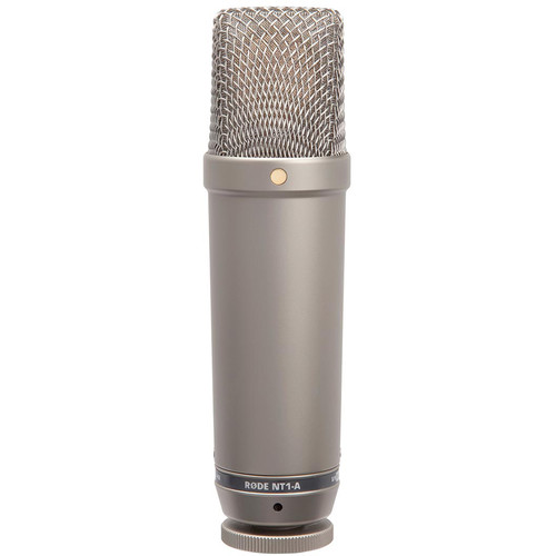 Rode-NT1-A-Large-Diaphragm-Condenser-Microphone