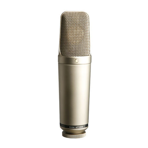 Rode-NT1000-Large-Diaphragm-Condenser-Microphone