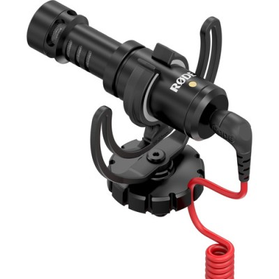 میکروفن-رود-Rode-VideoMicro-Compact-On-Camera-Microphone