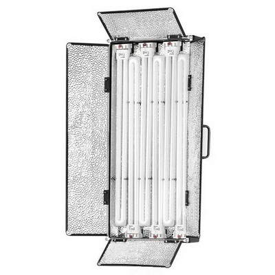نور-کول-لایت-حرفه-ای-Protable-6bank-Compact-Fluorescent-light-6*55w-Cool-ligh