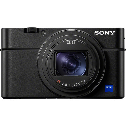 دوربین-کامپکت-سونی-Sony-Cyber-shot-DSC-RX100-VII-Digital-Camera
