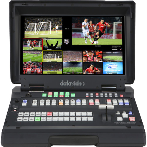 Datavideo-HS-2850-8-Input-HD-SDI-And-HDMI-Hand-Carried-Mobile-Studio-With-Built-In-17-3