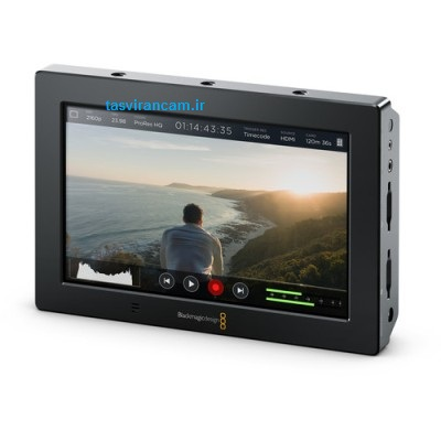 ریکوردر-مانیتور-Blackmagic-Design-Video-Assist-4K-7